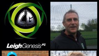 Pathways into Football @ Leigh Genesis F.C...
