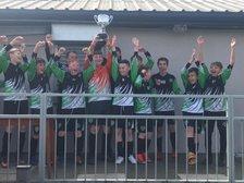 U13 Protons Make it League and Cup Double...