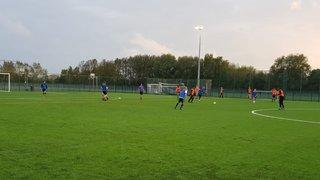 Mens Social Football Continues to Thrive @ Genesis...