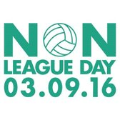 Non League Day - Pay What You Want