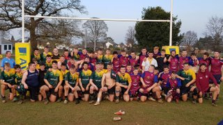 Frampton Cotterell 12 - Bletchley Colts 24