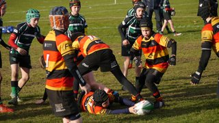 Southport U11's v Waterloo and Lymm