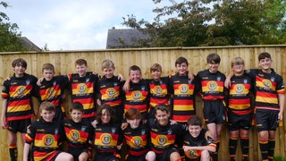 U13'S v Vale of Lune