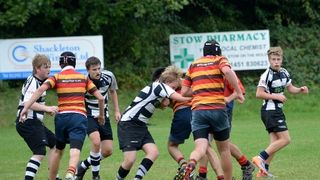 STOW VS BICESTER