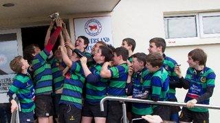 U14's win Div. 1 League Final