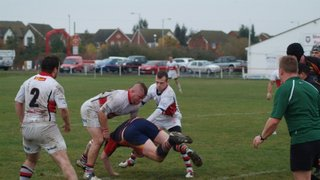 Sheppey 1st XV vs. KCS Old Boys  - 5/11/2011