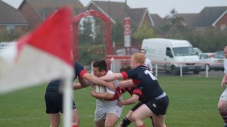Sheppey 1st XV vs Park House - 12/11/2011