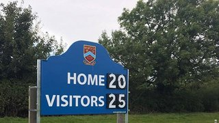 A win in Sussex for the 1st XV...