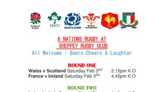 6 Nations @ Sheppey RFC