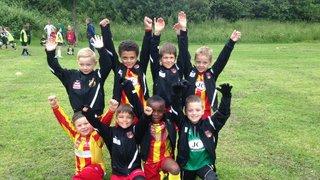 FFA golds at parkland tigers tournament