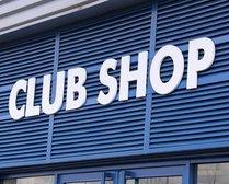 New online Club shop
