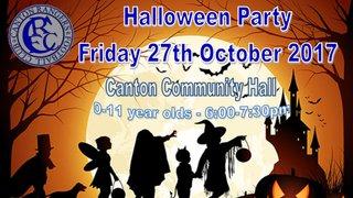 Club Halloween Party