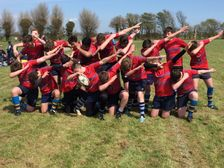 U14's victorious at Rye 2 day festival
