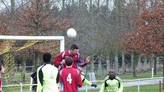 Milton United v AFC Hinksey