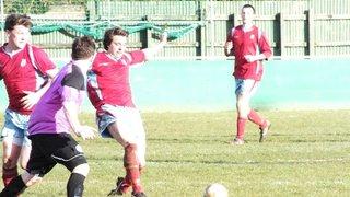 Milton first team v AFC Hinksey