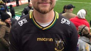 Former player makes Saints debut