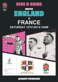 World Cup 2019 England v France