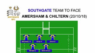 Away versus Amersham