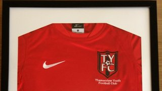Paynes Motor Spares Home Kit Sponsors Of U10s Youth