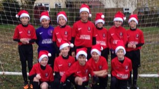 Merry Christmas From U10s Youth