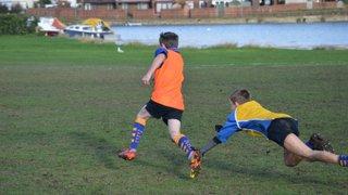 Saxons Training 7.12.14