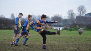 Saxons Training 04.01.15