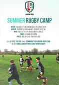 London Irish Rugby Camp August 27/28 at Gosport RFC