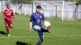 First v AFC Croydon Athletic - 25th March 2017, pictures courtesy of Craig Carrington.