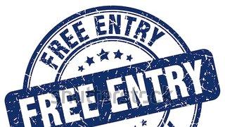 FREE ADMISSION - FREE ADMISSION - FREE ADMISSION - FREE ADMISSION