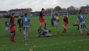 Six goal thriller at Old Road