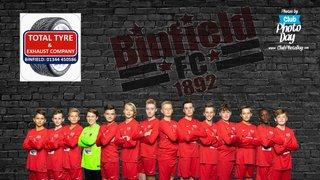 U13 Binfield Vikings