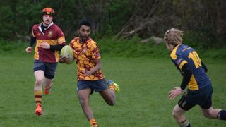 U16 7s competition at Beckenham 19-04-2015