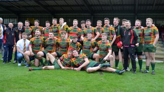Colts Yorkshire Plate Final Pt.2