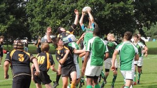 Horsham U14s v Camberley - 29th September 2013