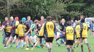 Horsham U14s v Worthing - 20th October 2013