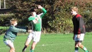 Horsham U14s v Farnham - 10th November 2013
