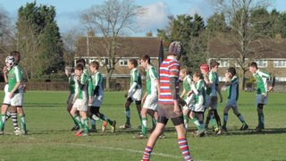 Horsham U14s v Tonbridge - 19th January 2014