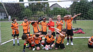 Tigers Under 11's v PINEWOOD 17 Sep 2016