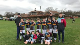 U11s Show Mighty Spirit At Middlesex Festival
