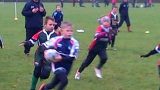 Bedford Blues Minis 13 October '13