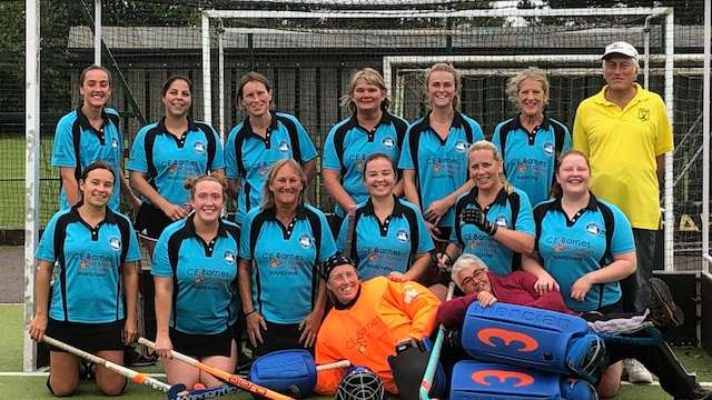 Away win for Ladies 1s at Winchester