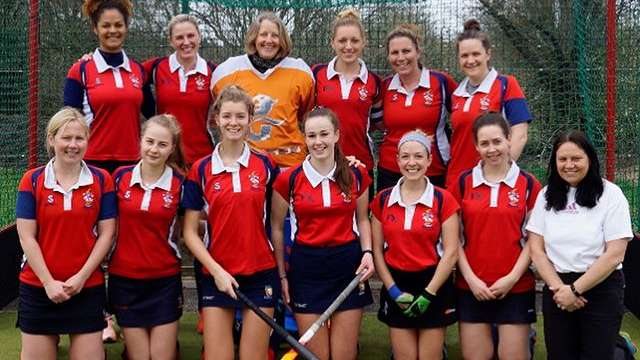 Ladies 1st Team