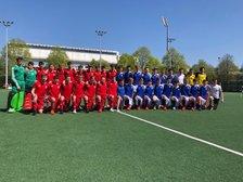 Scotland U18s and U16s