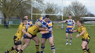 1st Team, Leigh Miners, 27th Apr