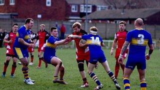 Second Team v Normanton - 14th March 2015
