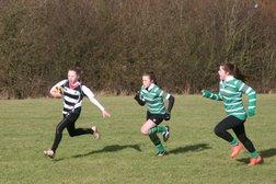 Buckingham Girls Rugby U13, U15 and U18 – Successful Day at Bedford Junior Blues