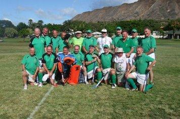 Irish Gamesters Team Photo