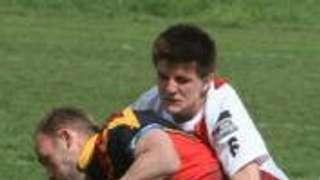 Swindon St George vs Wiltshire Wyverns - 14 May 2011
