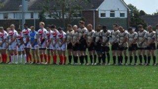 Swindon St George  vs Army Veterans - 4th June 2011