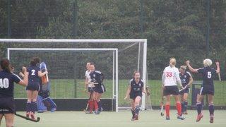 Ladies 1's vs Doncaster
